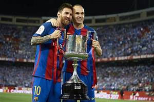 Barcelona news: Lionel Messi and Andres Iniesta new ...
