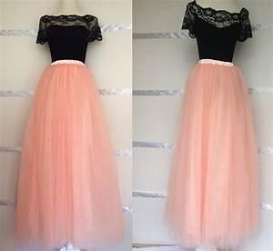 aliexpresscom buy classic full length long tulle skirt With how to make a long tulle skirt for wedding dress
