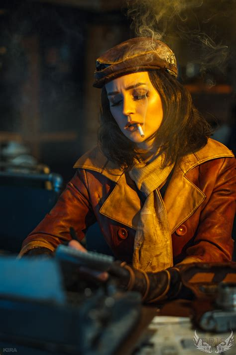 Fallout 4 cosplay - Piper Wright by ver1sa on DeviantArt