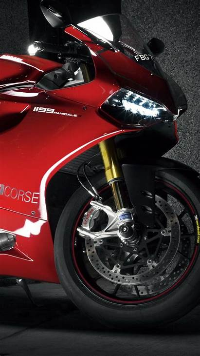 Ducati Panigale 1199 Motorcycle Iphone Wallpapers Background