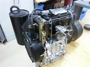 Ezgo 352cc Eh35c Pre  Clutch  Coil  Ex Manifold  Muffler  U0026 Carb
