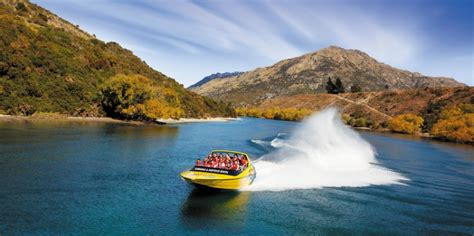 Jet Boat In Queenstown by K Jet Boat Jet Boat Queenstown Everything New Zealand