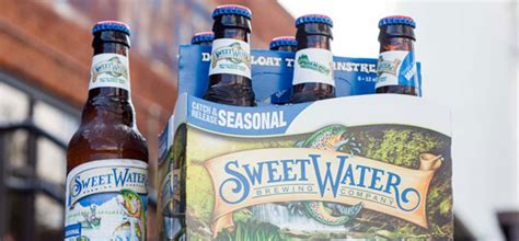Sweetwater Brewing Company To Launch 4 New Beers