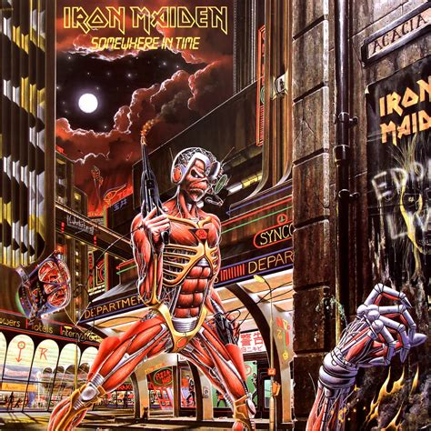 JIMSMASH ! ! !: A BRIEF GUIDE TO IRON MAIDEN'S ALBUMS ...