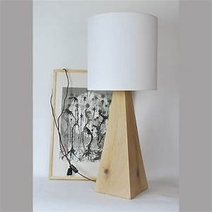 Bureau Bois Brut : lampe de bureau bois brut lampe bois flott loftboutik ~ Melissatoandfro.com Idées de Décoration