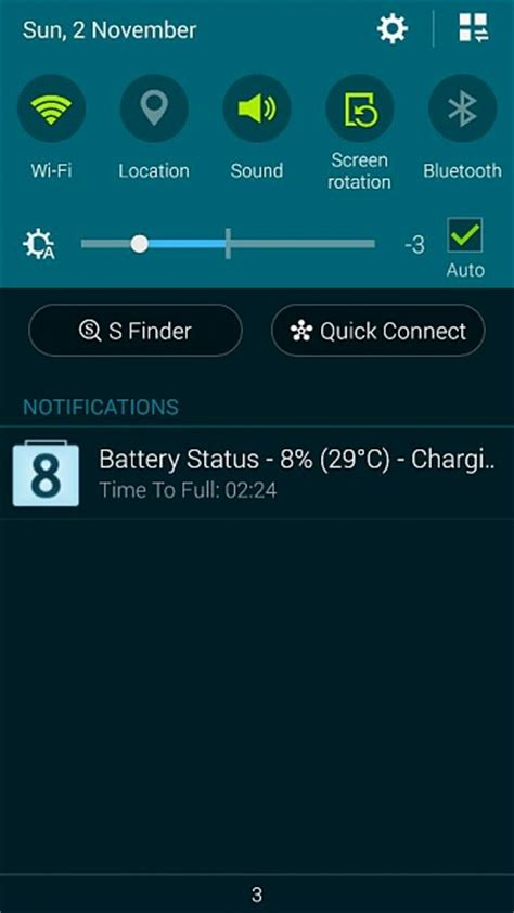 brightness on my phone automatic brightness adjustment not available android