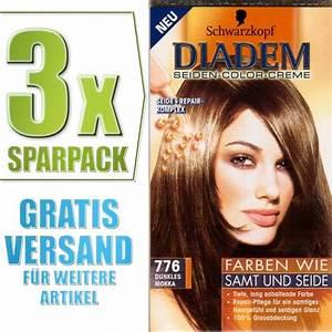 Mischverhältnis Haarfarbe Berechnen : 3x schwarzkopf diadem seiden color creme haarfarbe nr 776 dunkles mokka ebay ~ Themetempest.com Abrechnung