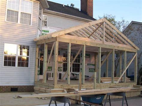 Porch Blueprints by Build Three Season Porch Dwelling Exterior Design What