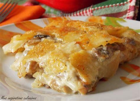 recette de cuisine tunisienne facile et rapide en arabe gratin de pommes de terre aux chignons le