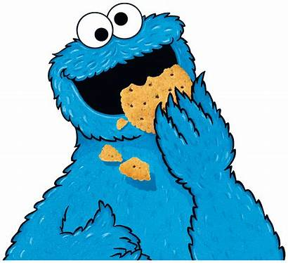 Cookie Monster Clip Clipart Animated Cartoon Background