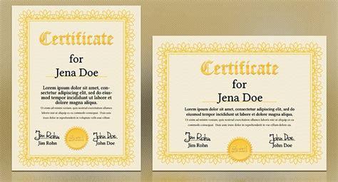 Download template sertifikat seminar ms word. 19 Contoh Desain Sertifikat Ijazah PenghargaanAyuprint.co.id