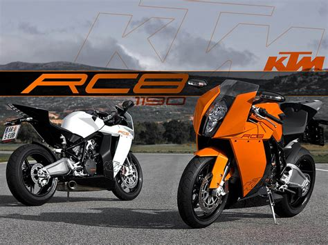 Ktm Rc8 1190 Bike Wallpapers