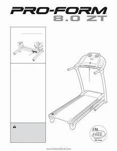 Proform 8 0 Zt Treadmill