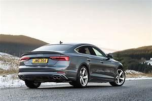 Audi S5 Sportback And Audi A5 Sportback