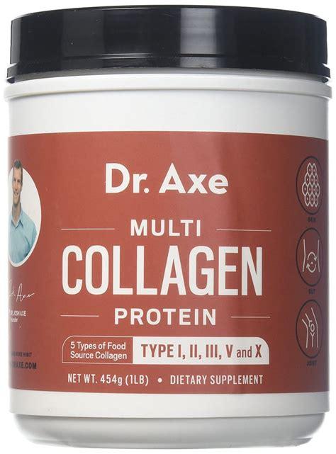 Dr. Axe Multi-Collagen Protein Powder | Best Collagen