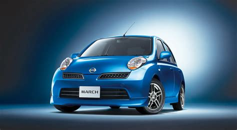 Nissan March Wallpapers by Jdm Nissan March Facelift 2007 Photo 25648 Pictures At