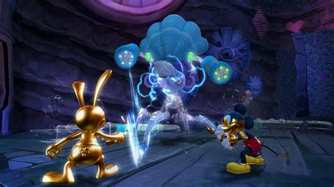 Epic Mickey 2 The Power Of Two Review Games Asylum