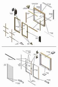 200 Series Gliding Window Parts Diagram