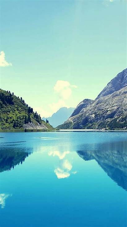 Iphone Wallpapers Scenery Nature Landscape Mountain Para