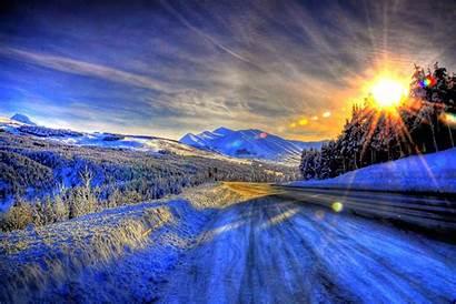 Winter Alaska Wallpapers Desktop Background Snow Pixelstalk