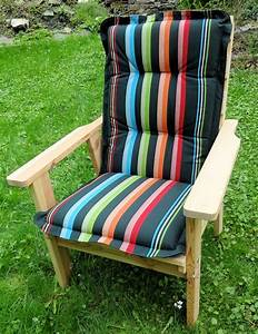Auflagen Für Gartenstühle Hochlehner : premium gartenstuhl auflage hochlehner ~ Watch28wear.com Haus und Dekorationen