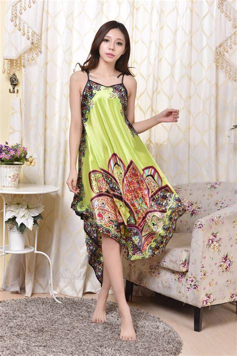 robe de chambre en soie pour femme great robe robe de chambre d 39 ete pour femme