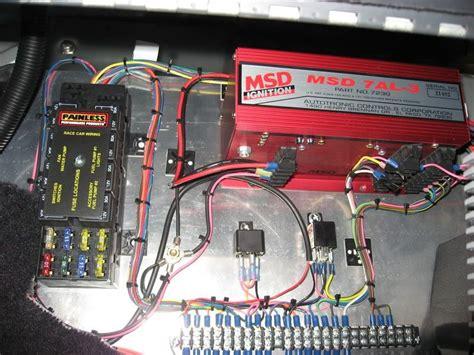 lt racecar wiring lstech camaro  firebird forum