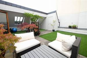 This Penthouse Has A Secret Rooftop Garden And Arguably