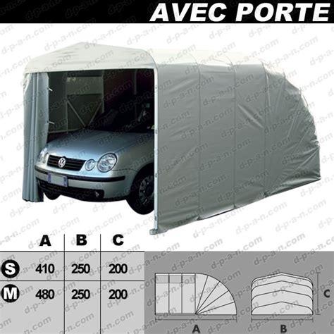 abri autobox eco garage avec porte pour protection de voitures 1 volet