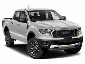 New 2020 Ford Ranger Xl 4d Crew Cab In Comanche  F23396