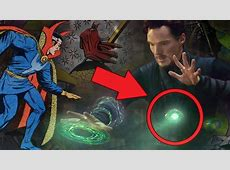 13 Coolest Doctor Strange Easter Eggs, References, and