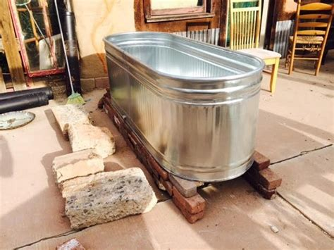 great wood fired earthen hot tub diy mother earth news