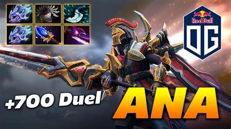 legion commander 700 duel damage dota 2 pro gameplay youtube