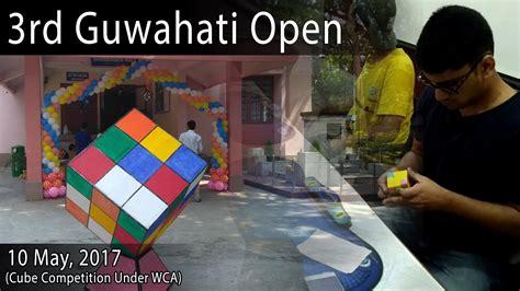 3rd Guwahati Open (june 2017)