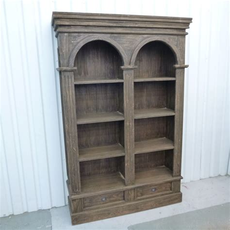 Arch Bookcase by Arch Bookcase Nadeau Houston