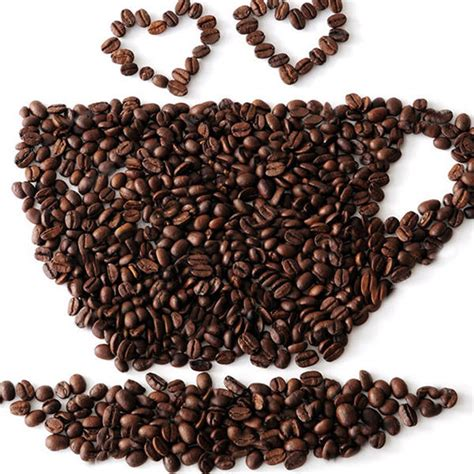 Coffee, how do i love thee, let me count the ways: egrow 10 pcs/pack coffee beans seeds garden organic refreshing food bonsai coffee plant seed at ...