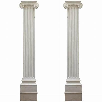 Column Columns Ionic Roman Pilar Colonne Transparent