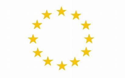 Stars Yellow European Union Template Member Brexit