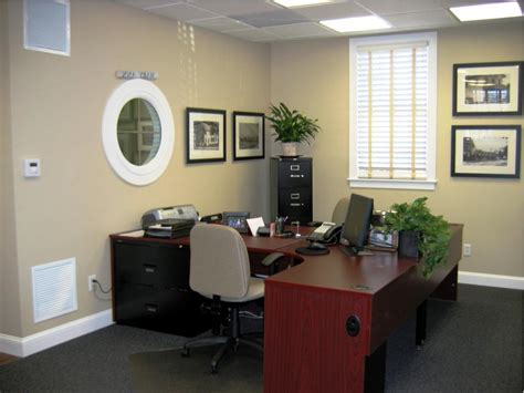 bureau decoration office decor ideas for work home designs professional