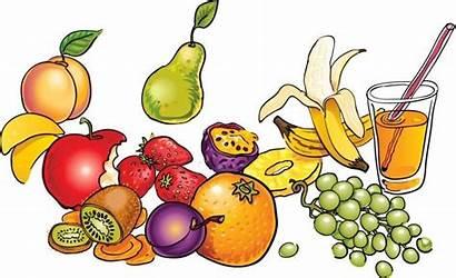 Healthy Try Diet Cartoon Balanced Meals Clip