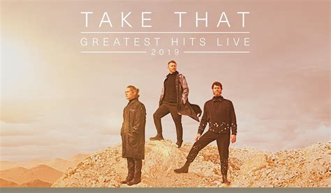 Take That - Greatest Hits Live - FOR Cardiff
