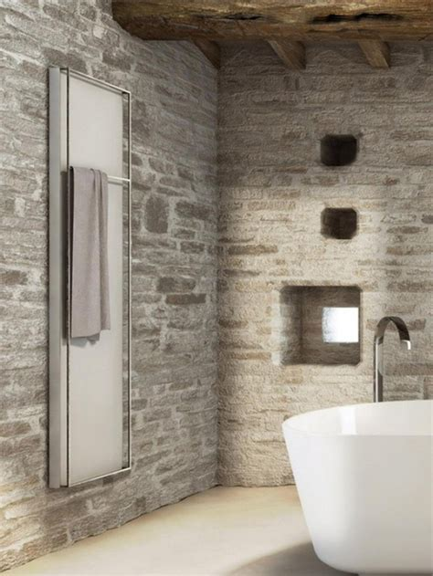 25 Awesome Natural Stone Bathrooms   Home Design And Interior