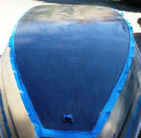 Gluvit Aluminum Boat by Drift Boat Bottom Repair