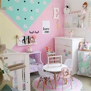 Kleinkind Zimmer Mädchen : 197 best aislinn room images on pinterest ~ Michelbontemps.com Haus und Dekorationen