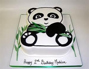 panda cakes on pinterest pandas cakes and cute panda With panda bear cake template