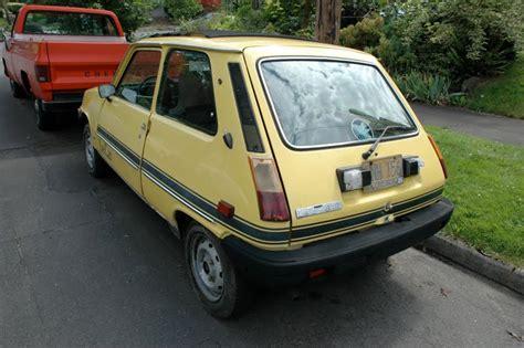 Le Car Renault by Parked Cars 1978 Renault Le Car
