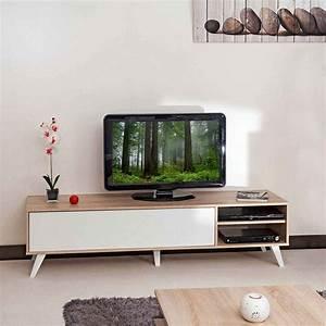 Meuble Tv Scandinave But : 52 id es d co de meuble tv ~ Teatrodelosmanantiales.com Idées de Décoration