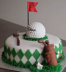 Top Golf Cakes - CakeCentral com