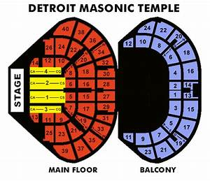 Louis C K Jack White Theater Detroit Tickets October 12