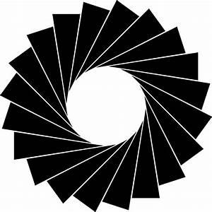 Clipart Shutter Silhouette